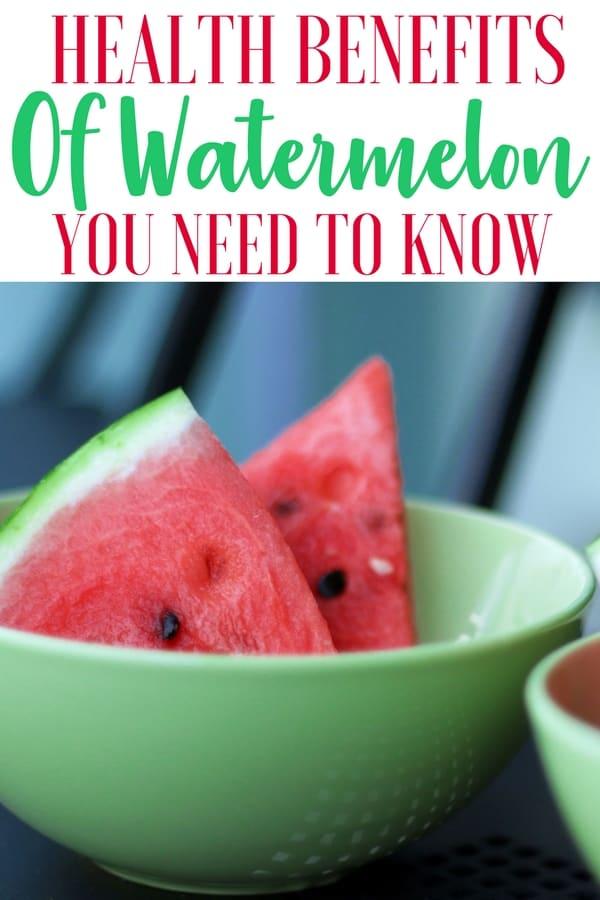 health benefits of watermelon (1)