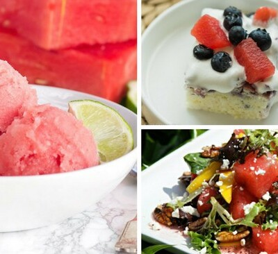 15 Refreshing Watermelon Recipes To Cool Down With This Summer