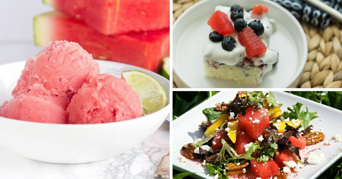recipes with watermelon