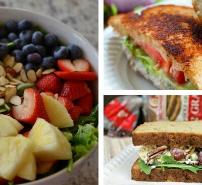 15 Chicken Sandwiches or Salads Perfect For Picnic Season