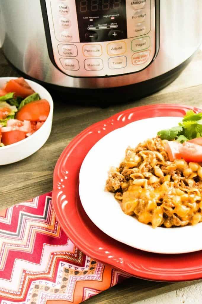 taco pasta recipe