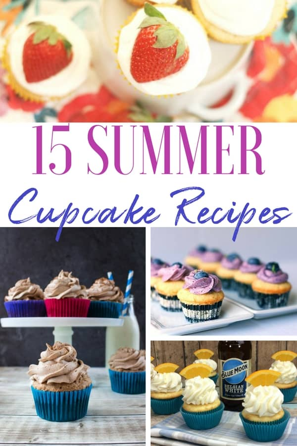 15 Of The Best Summer Cupcake Recipes To Try Out