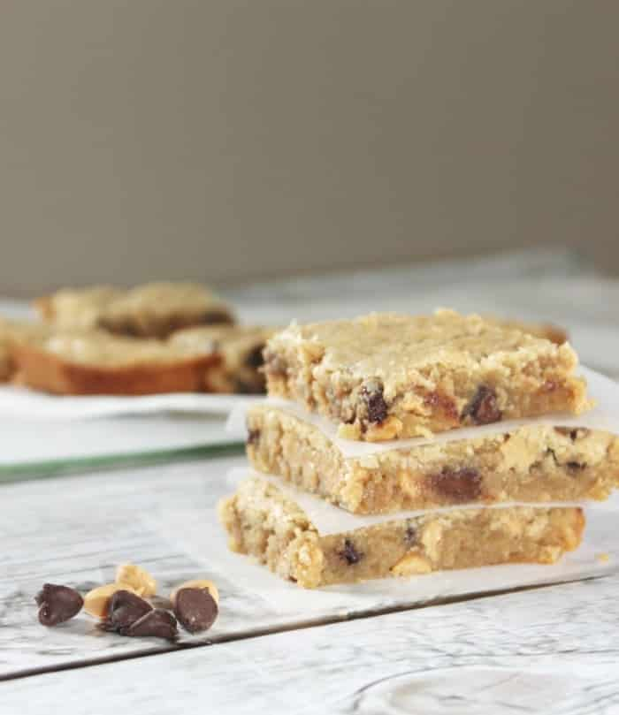 Chewy Blondie Brownie Recipe