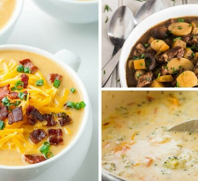 15+ Of The Best Instant Pot Soup Recipes To Try This Fall And Winter