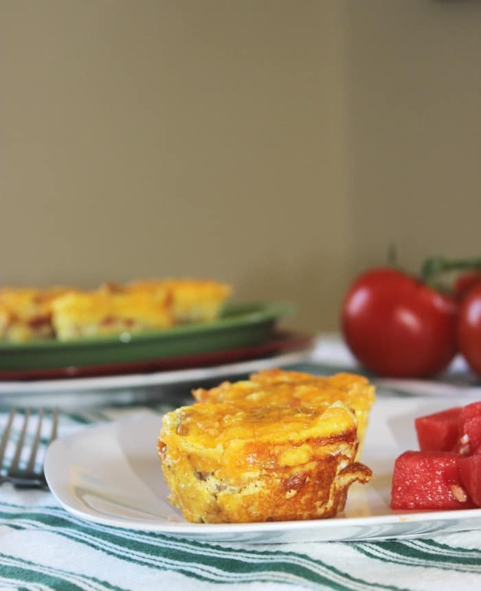 Sausage Egg Omelets In Muffin Tin Recipe To Kick Start Your Morning