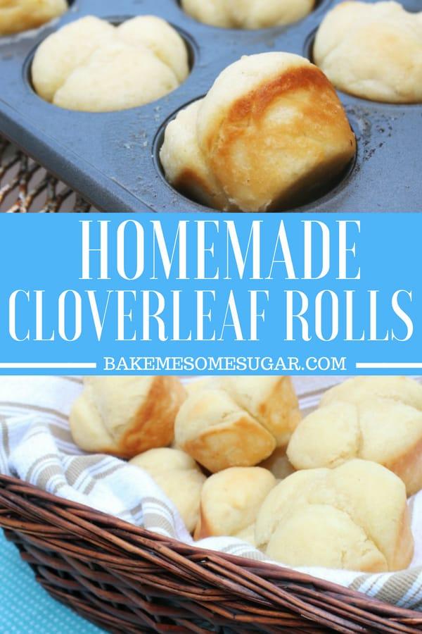 cloverleaf rolls