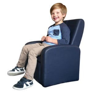 Uncaged Folding Lounge Chair