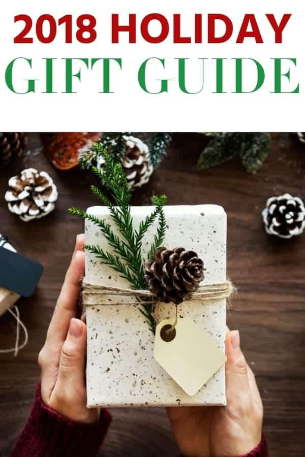 gift guide 2018