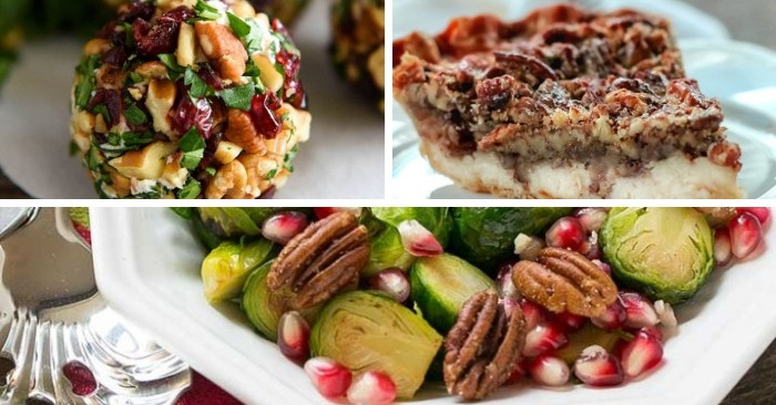 what can you make with pecans