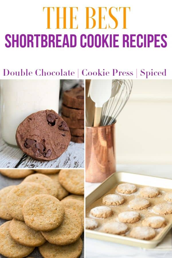 The Best Shortbread Cookies