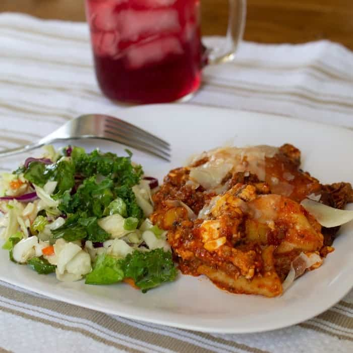 Slow Cooker Lasagna | With Video!