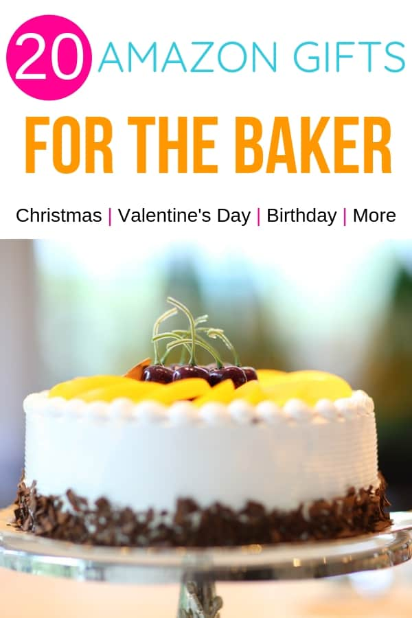 unique gifts for bakers
