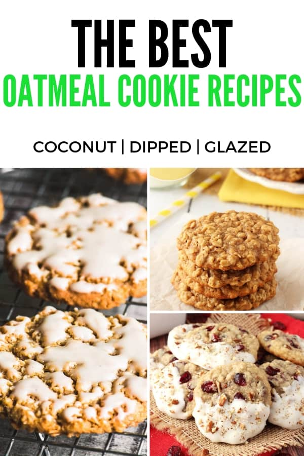 best oatmeal cookie recipes