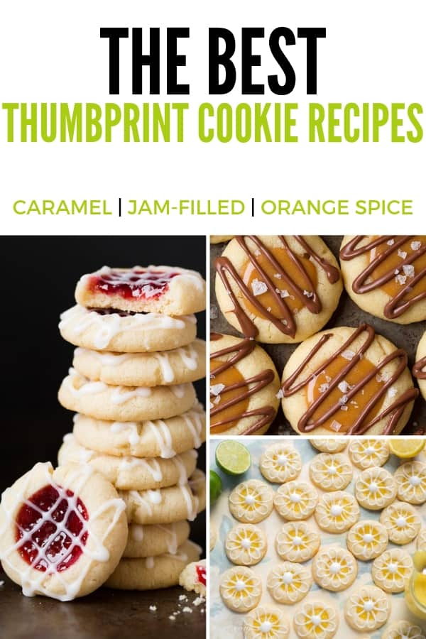 best thumbprint cookie recipes