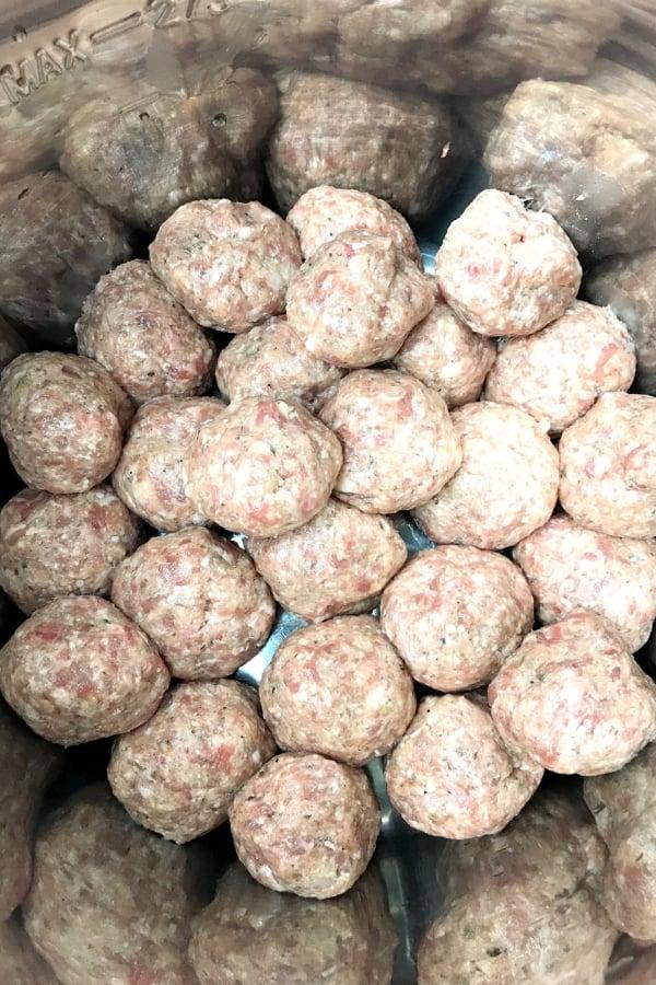 how to make stuffed meatballs