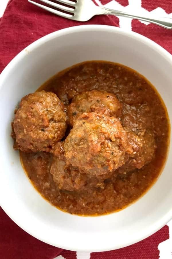 italian stuffed meatballs recipe