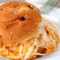 Instant Pot Buffalo Chicken Sliders Recipe - Quick and Easy!