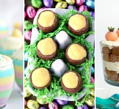 20 Oustanding Easter Desserts To Brighten Up Your Dessert Table