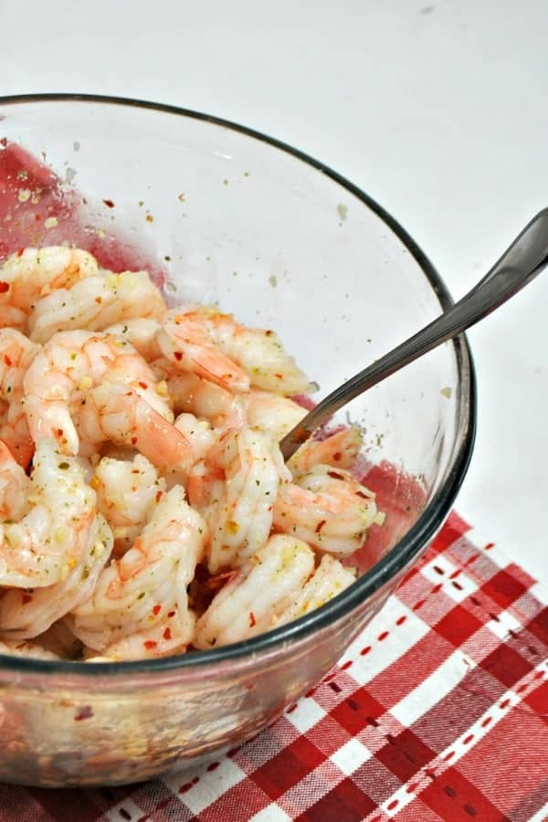 easy shrimp scampi pasta recipe (1)