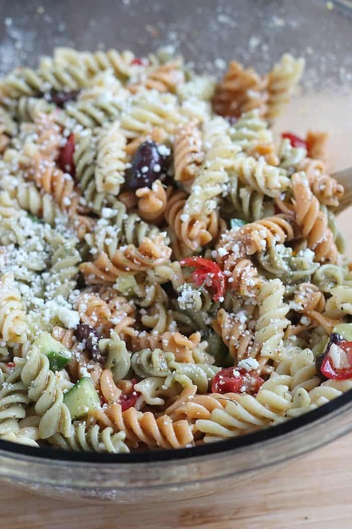 Summer Sides: Quick & Easy Pasta Salad