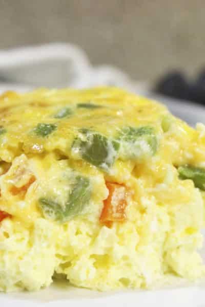 Easy Baked Western Omelette