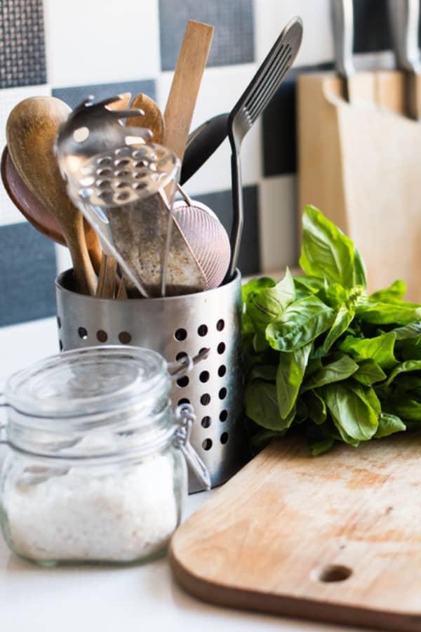 basic kitchen esentials