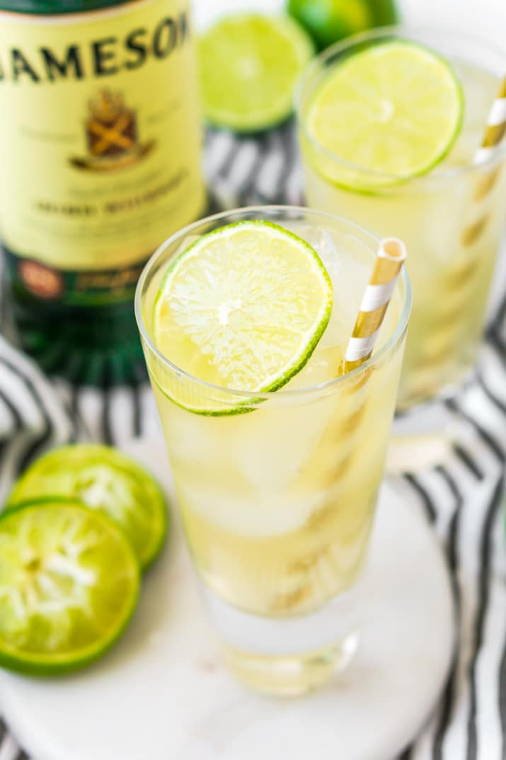 Irish Mule Cocktail