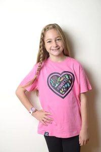 Chalkboard shirt