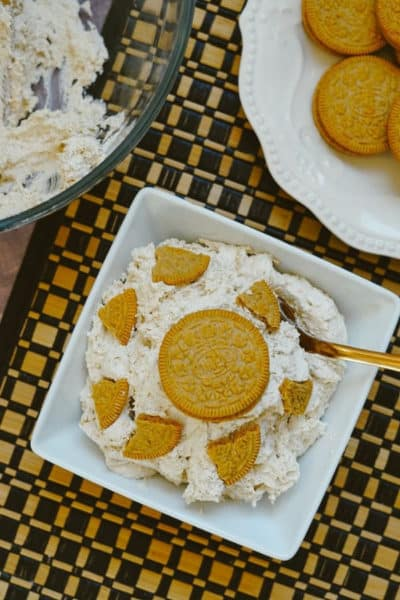 The Best Carrot Cake Dip Recipe To Make