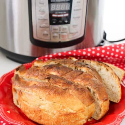 instant pot bread recipe