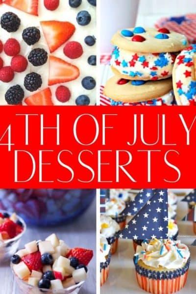 15+ Patriotic Desserts To Serve Up This Summer
