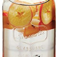 Mason Glass Jug