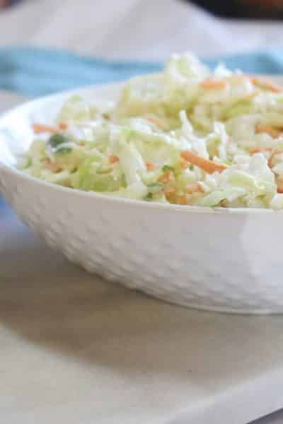 Chick-Fil-A Coleslaw Recipe (WITH VIDEO)