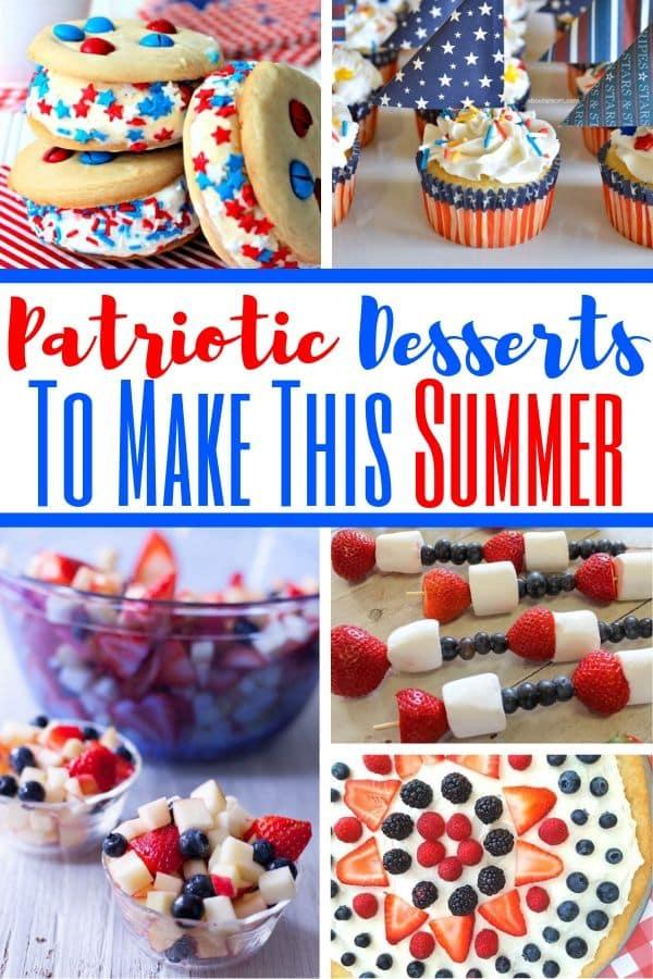 patriotic desserts roundup