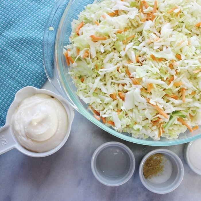 southern coleslaw recipe