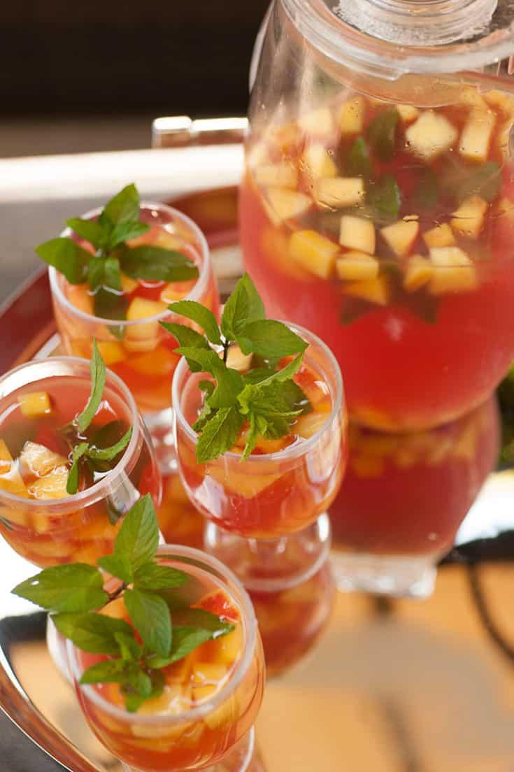 Tropical Watermelon Sangria