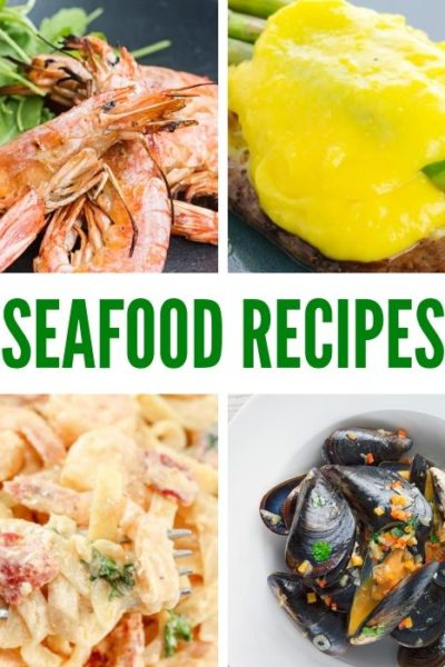 Incredible Seafood Recipes You Have To Try