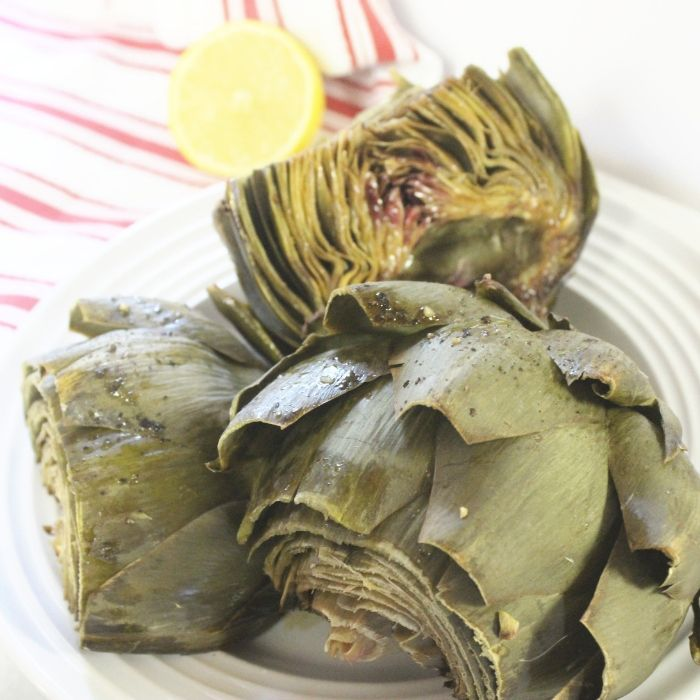 artichoke recipe ideas