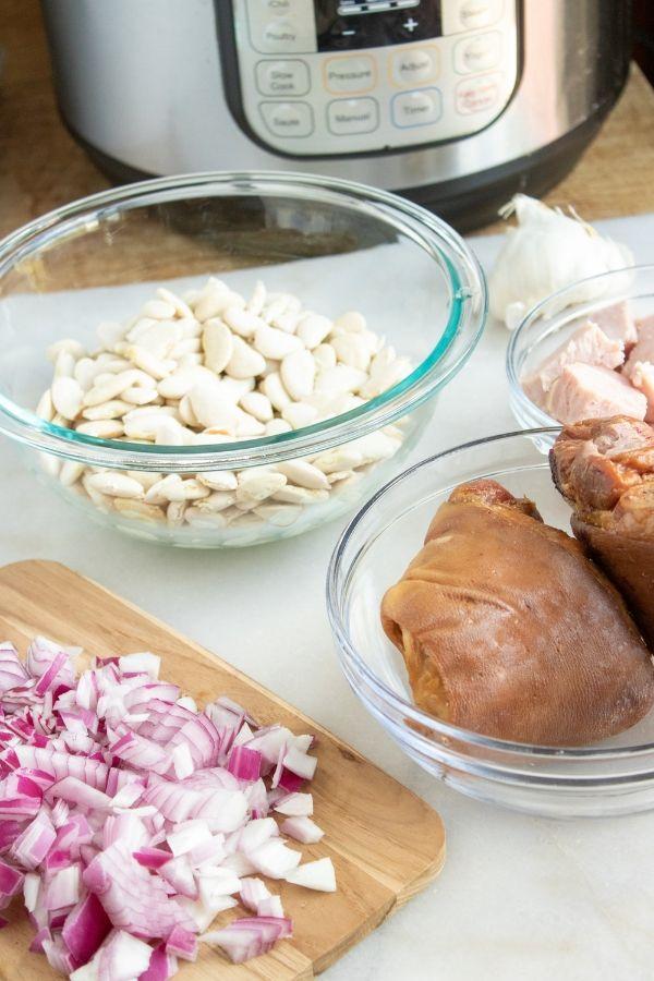 butter beans recipe