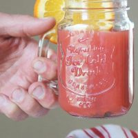 Delicious Wassail Recipe Made in Slow Cooker