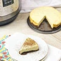 Instant Pot Keto Cheesecake Recipe