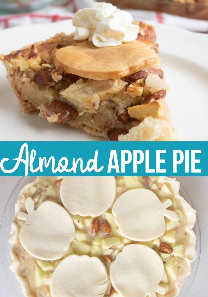 The Best Almond Apple Pie Recipe