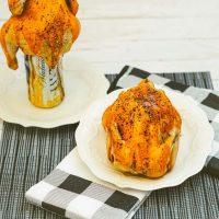 Buffalo Beer Can Cornish Hen Recipe