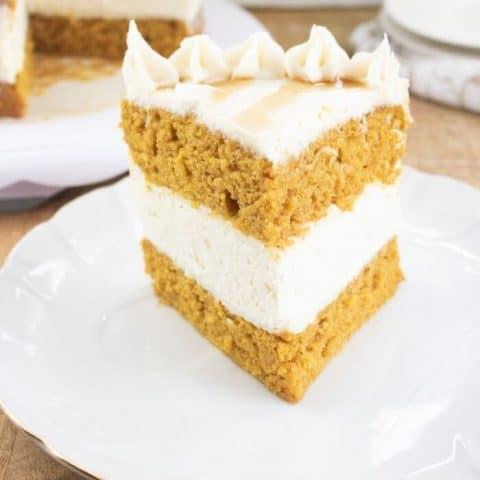 fall pumpkin dessert