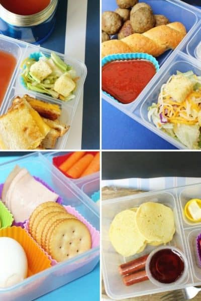 5 Of The Best Lunch Ideas For Kids For School