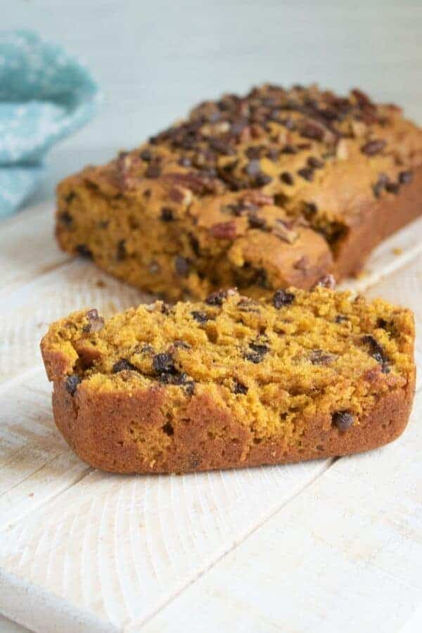 pumpkin loaf recipe