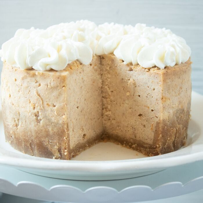 sweet potato instant pot cheesecake