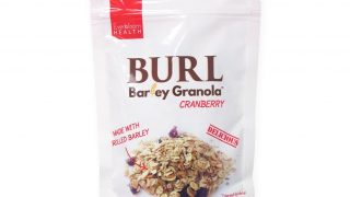 Cranberry — Burl Barley Granola