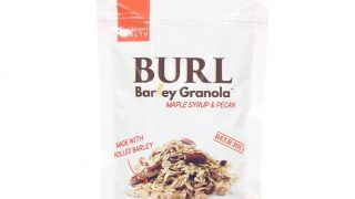 Maple Syrup and Pecan — Burl Barley Granola