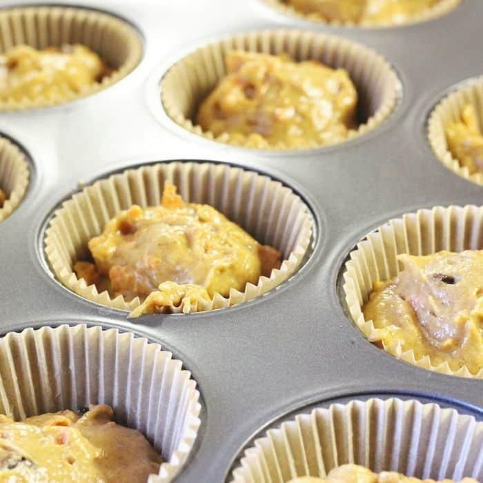 easy muffins recipe